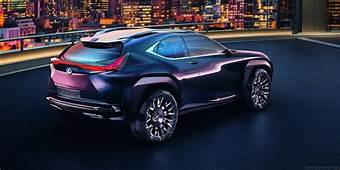 Lexus UX Crossover Ready For Geneva Motor Show