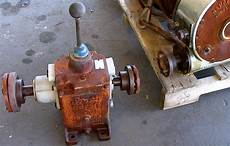 20 000 pound ramsey 800r winch with gearbox and clutch ebay