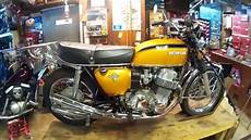 1972 honda cb750k2 gold sold youtube