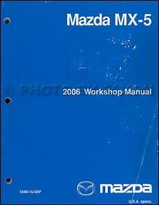 how to fix cars 2006 mazda mx 5 electronic valve timing 2006 mazda mx 5 miata repair shop manual original
