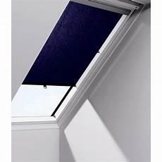 store fen 234 tre de toit rideau bleu velux rhl ck00 leroy