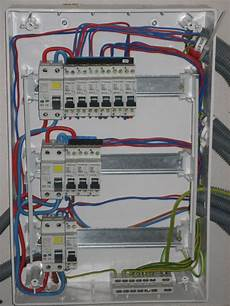 tableau electrique raccordement cablage tableau electrique siemens
