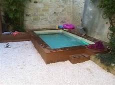 mini piscine nage contre courant 4 x 2 5 m nage 224 contre courant piscine small pools