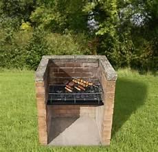 Brick Barbecue هل ترغب في بنائه بنفسك