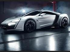 lykan hypersport prix lykan hypersport la voiture la plus ch 232 re du monde