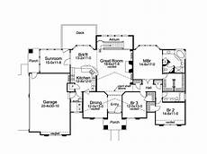 atrium ranch house plans 26 genius atrium ranch house plans house plans