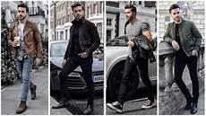 men s outfit inspiration men s fashion lookbook fall 2018 4 easy outfits for men youtube