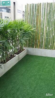 bambou de balcon tropical balcony garden in bangkok thailand thai garden