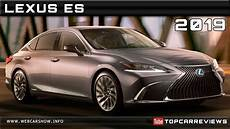 2019 lexus es review rendered price specs release date