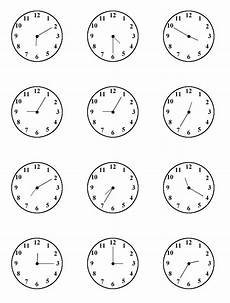 time practice sheet for kids all this learn time