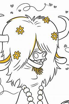 coloriage yax disney coloriages fr