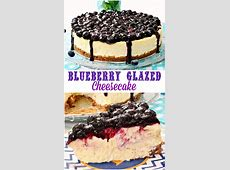 cheesecake cupcakes with blueberries_image