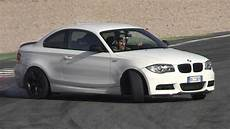 stock bmw 135i coup 233 drift powerslides on track