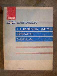 free auto repair manuals 1992 chevrolet lumina apv on board diagnostic system find 1990 90 chevy chevrolet lumina apv van service shop repair book manual motorcycle in holts