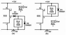 timer relay wiring diagram gallery