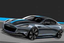 All Electric Aston Martin RapidE Confirmed For Production