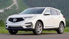 2019 acura rdx advance driving interior exterior white diamond pearl youtube