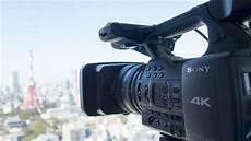 sony 4kカメラ xdcam pxw z100 day light test japan xavc