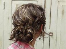 how to style a low bun hairstyle youtube