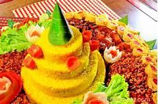 Gambar Gambar Tumpeng Nasi Kuning Gambar Hitam Hd
