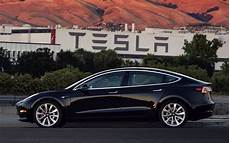 production tesla model 3 photo of tesla model 3 production car musk gifted