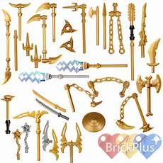 lego ninjago set 26 golden weapons spinjitzu weapons