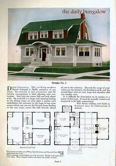 dutch gambrel house plans the daily bungalow 1930 practical homes on flickr