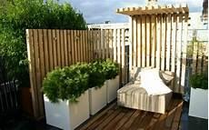Sichtschutz Terrasse Bambus - gallery of sichtschutz terrasse pflanzen