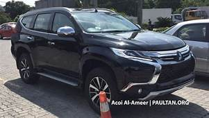 SPIED Mitsubishi Pajero Sport In Msia Launch Soon