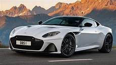 2020 aston martin dbs superleggera supercar experience youtube