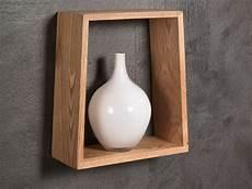 mensole a muro in legno set di tre mensole a muro in legno naturale brenda