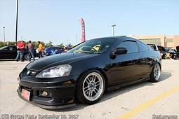 Black Acura RSX  Type S BenLevycom