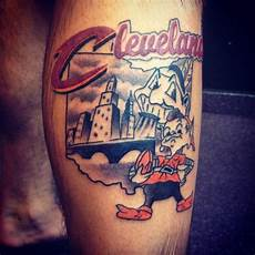 17 awesome tattoos from cleveland s fans