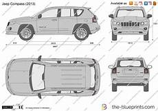 jeep compass 2017 dimensions jeep compass vector drawing