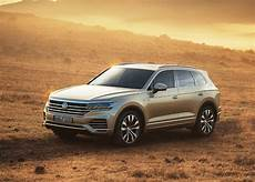 2020 vw touareg redesign price release date vw usa