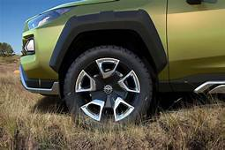 Toyota Future Adventure Concept FT AC Frowns Its Way Into LA