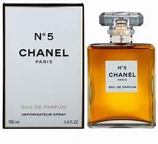 chanel no 5 eau de parfum for 100 ml notino co uk