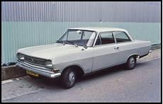 Opel Rekord A B Photo 1966 Opel Rekord B