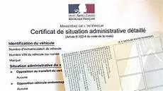 certificat de non gage indispensable immatriculer