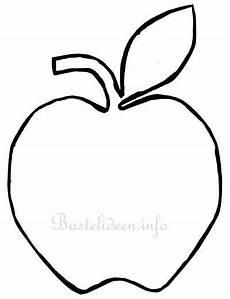 Kostenlose Malvorlagen Apfel Apfel Vorlage 622 Malvorlage Vorlage Ausmalbilder