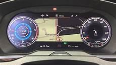 2015 volkswagen passat active info display