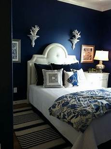 Bedroom Decor Ideas With Blue Walls by 20 Marvelous Navy Blue Bedroom Ideas Blue And White