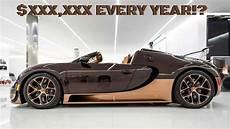 Bugatti Veyron Owners List