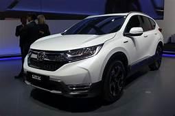 Image Honda CR V Hybrid Prototype 2017 Frankfurt Auto