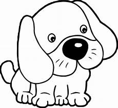 puppy dogs cute cartoon animal images dog puppy coloring page wecoloringpage com
