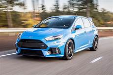 2016 Ford Focus Rs Spec Track Drive