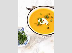 hubbard squash soup_image