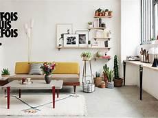 Salon Idee Deco Decoration Galerie Avec Deco Salon
