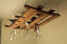appendi bicchieri wine racks and bars made of recycled wooden pallets