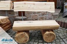 Gartenbank Aus Holz Selber Bauen Diy Anleitung